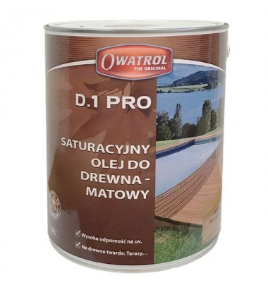 Owatrol D1 Pro - Honey Gold...