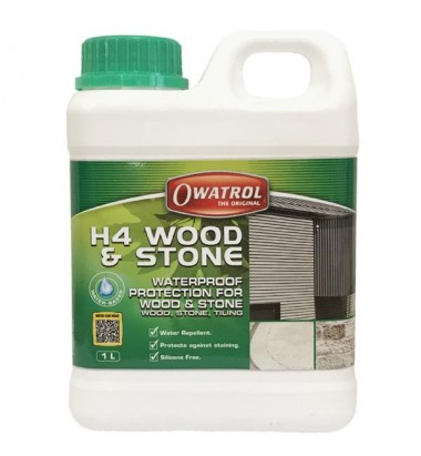 H4 Wood & Stone