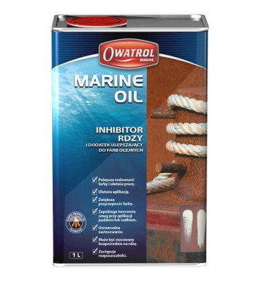 MARINE OIL Inhibitor rdzy i...