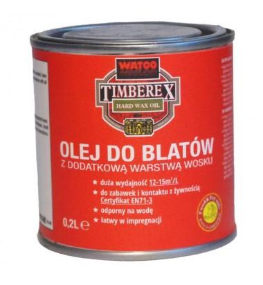 TIMBEREX - Olej do blatów i...
