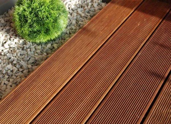 bangkirai drewno egzotyczne na taras drewniany