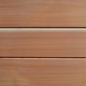 Deska elewacyjna Cedr Czerwony 18x140 Faza 1
