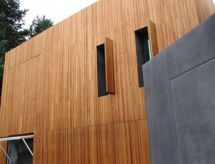 Elewacje drewniane 4