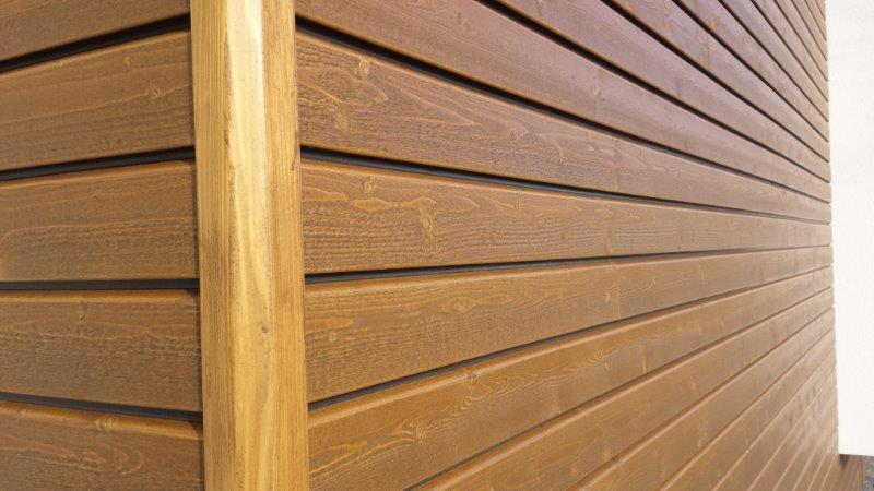 Elewacje drewniane 1