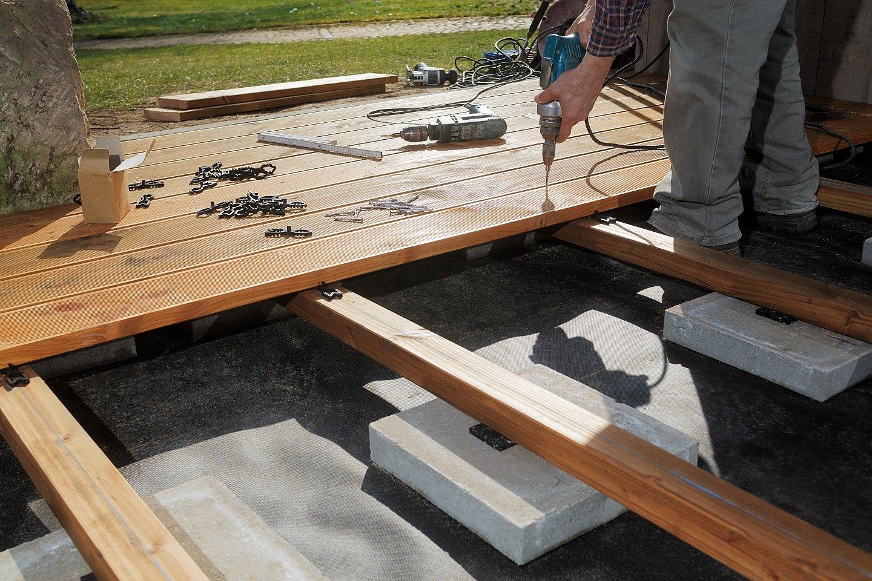 Jak zbudować taras? 3