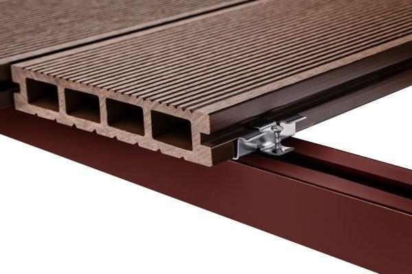 Złączka montażowa easyDECK – 100 szt. (5mkw) 2