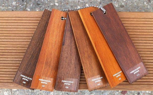Perkoleum Impregneerolie olej do drewna 2.5 L 3
