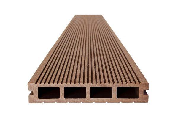 Deska tarasowa kompozytowa easyDECK 25×140 BRĄZ 2