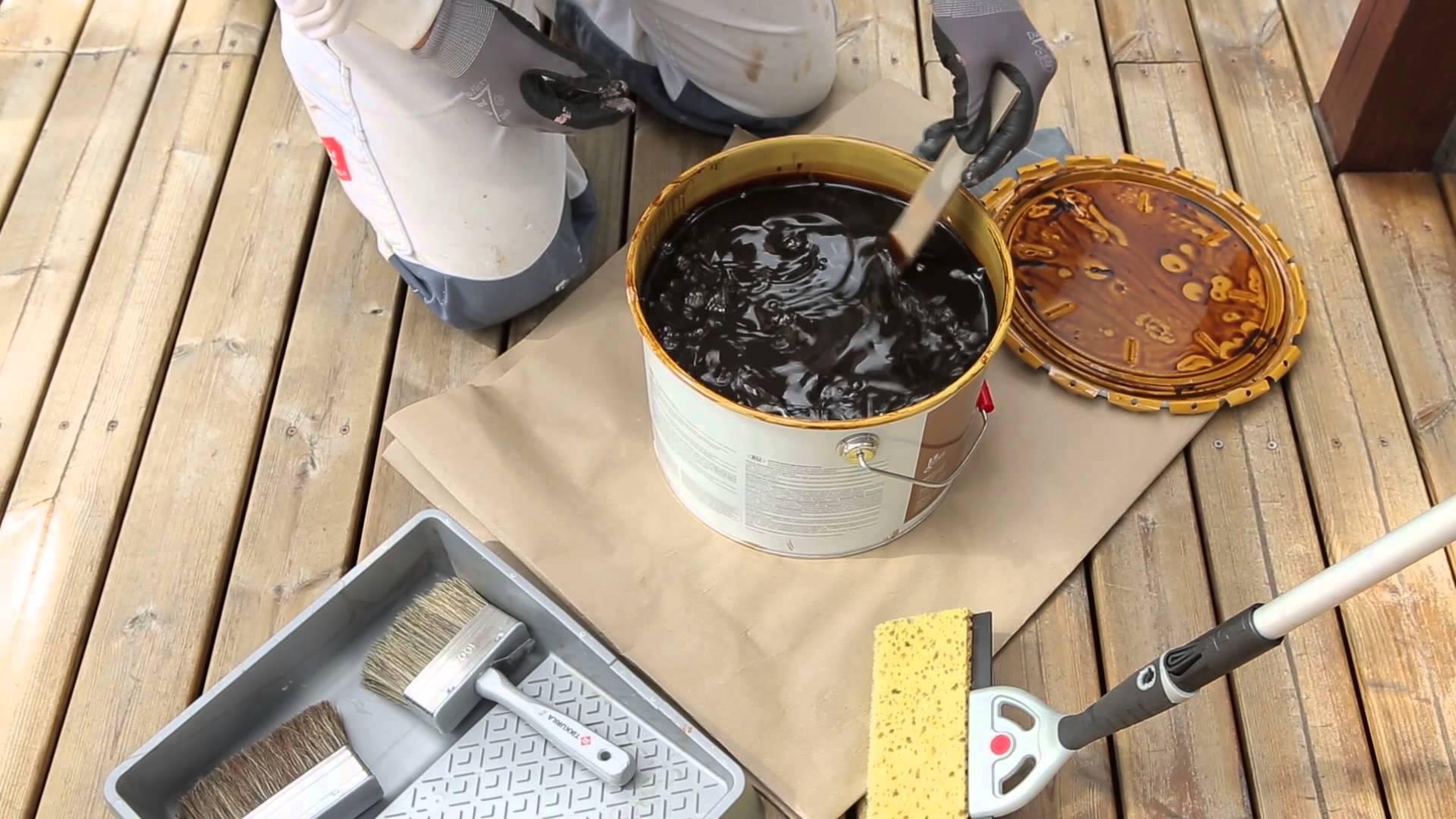 Jak odnowić deski tarasowe. Wskazówki i porady. 1