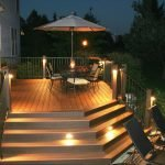 Dekoracyjne oświetlenie tarasu i balkonu 5
