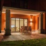 Dekoracyjne oświetlenie tarasu i balkonu 8