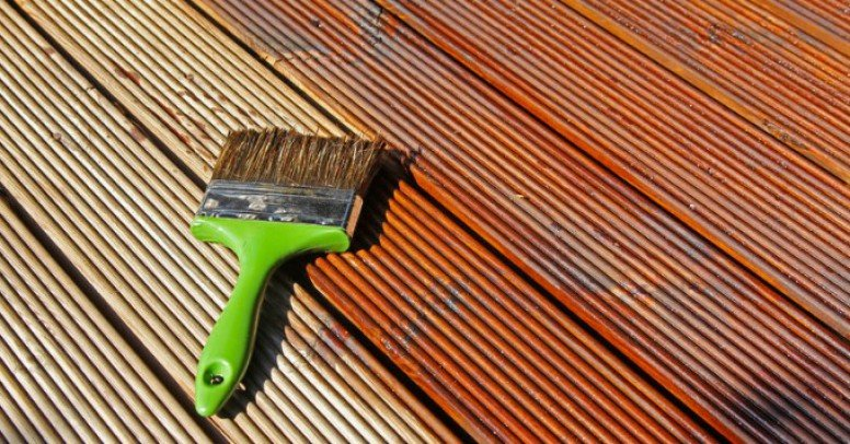 Jak odnowić deski tarasowe. Wskazówki i porady. 2