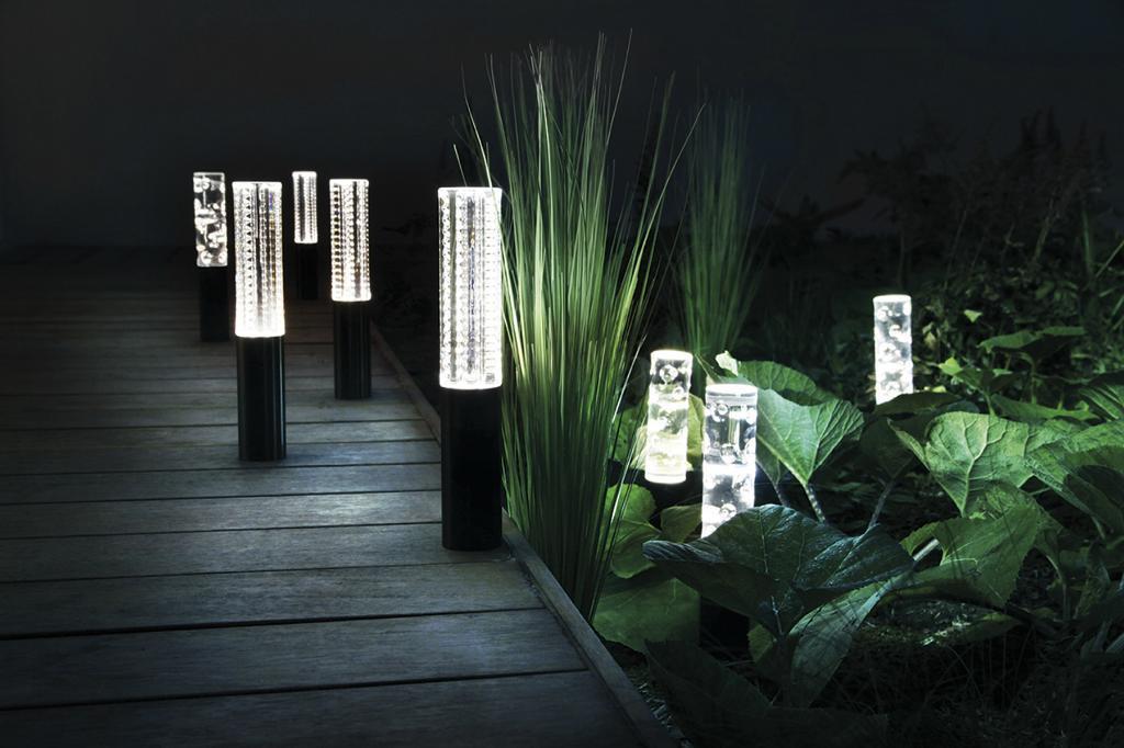 Dekoracyjne oświetlenie tarasu i balkonu 2