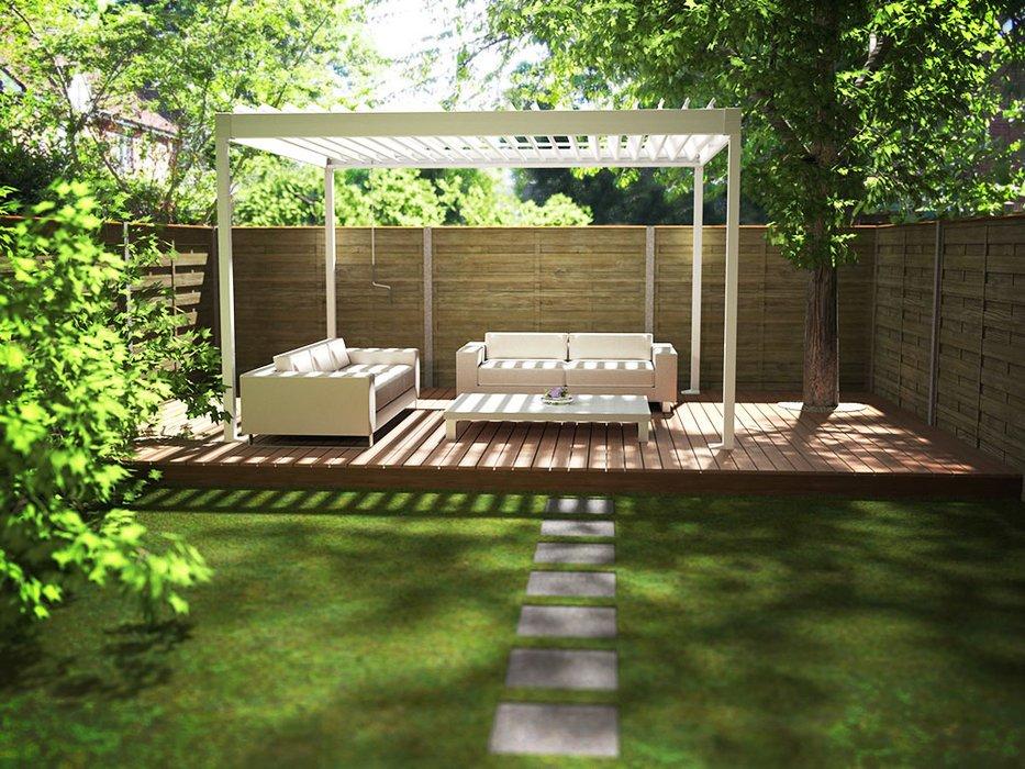 Osłona tarasu i balkonu. Jak osłonić się przed sąsiadami? 6
