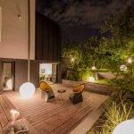 Dekoracyjne oświetlenie tarasu i balkonu 11