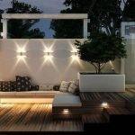 Dekoracyjne oświetlenie tarasu i balkonu 13
