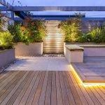 Dekoracyjne oświetlenie tarasu i balkonu 16