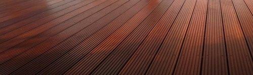 Deska tarasowa Massaranduba - idealna na taras drewniany 3