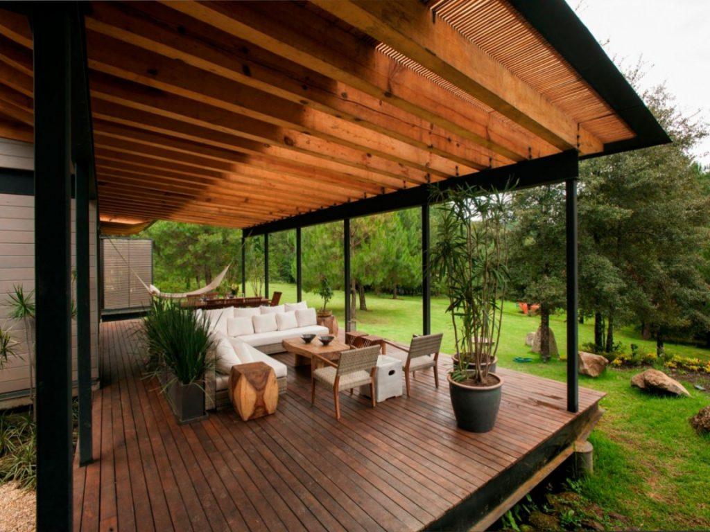Deska tarasowa Massaranduba - idealna na taras drewniany 4
