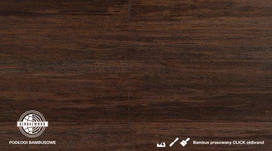 BAMBUS PRASOWANY CLICK OLDBRAND LAKIEROWANY DŁUTOWANY 14 x 125 x 1830mm 2