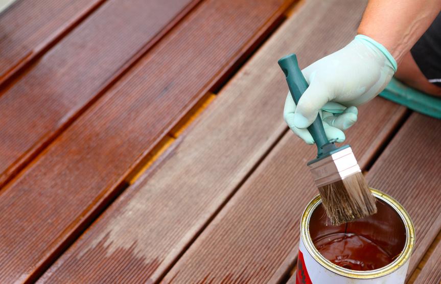 Renowacja tarasu - jak odnowić taras z drewna? 4