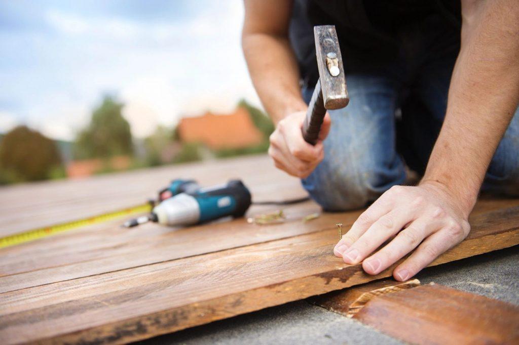 Renowacja tarasu - jak odnowić taras z drewna? 2