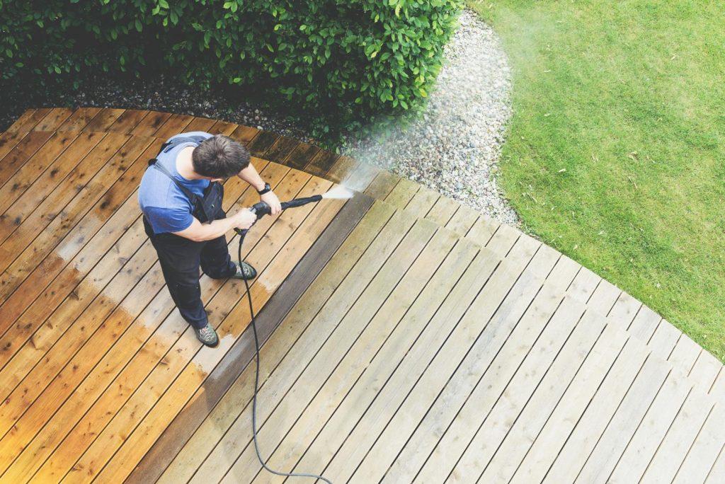 Renowacja tarasu - jak odnowić taras z drewna? 3
