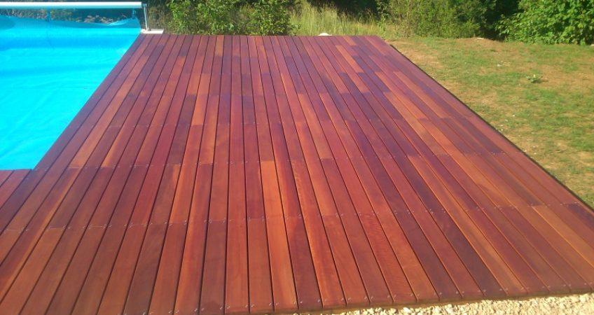 Deska tarasowa Massaranduba - idealna na taras drewniany 1