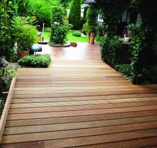 Bangkirai - drewno egzotyczne na taras drewniany 7