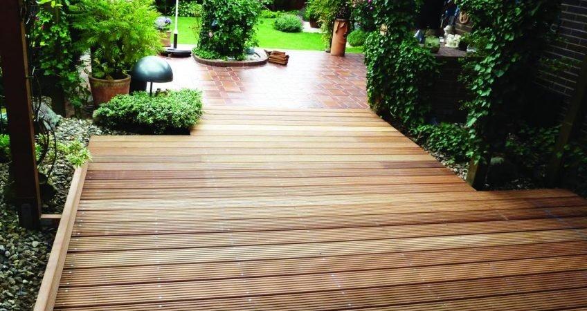Bangkirai - drewno egzotyczne na taras drewniany 1