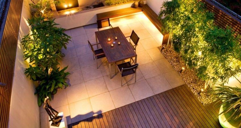 Dekoracyjne oświetlenie tarasu i balkonu 1