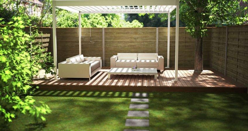 Osłona tarasu i balkonu. Jak osłonić się przed sąsiadami? 1