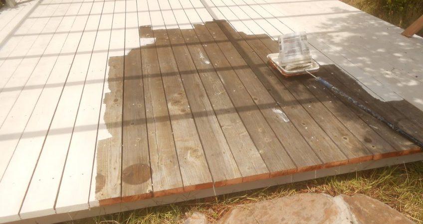 jak odnowic deski tarasowe